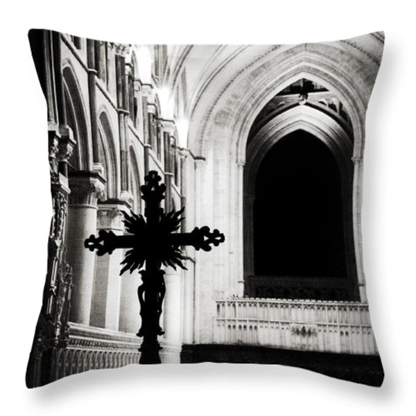 Enlightenment  Throw Pillow by Lisa Knechtel