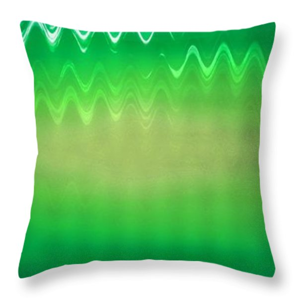 Envy Throw Pillow by Anita Lewis