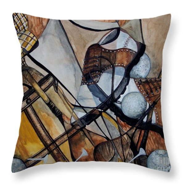 Essentials Throw Pillow by Laneea Tolley