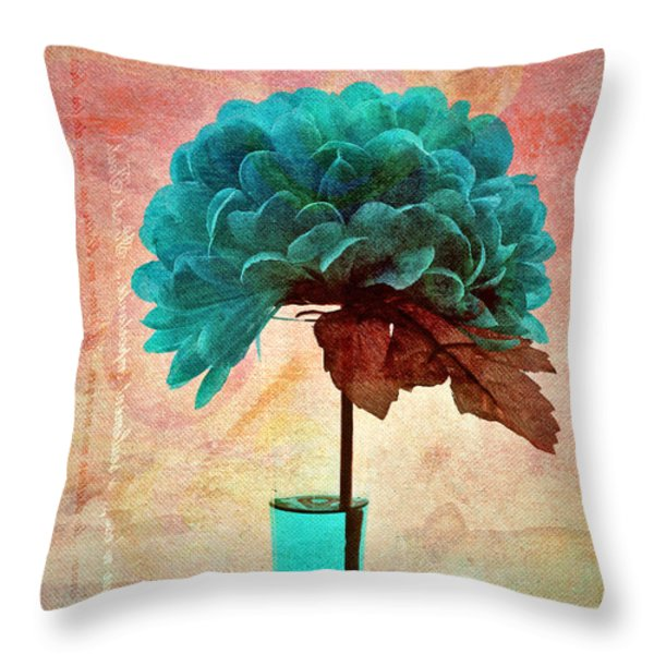 Estillo - S04b2t22 Throw Pillow by Variance Collections