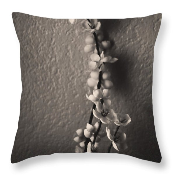 Eternal Throw Pillow by Laurie Search