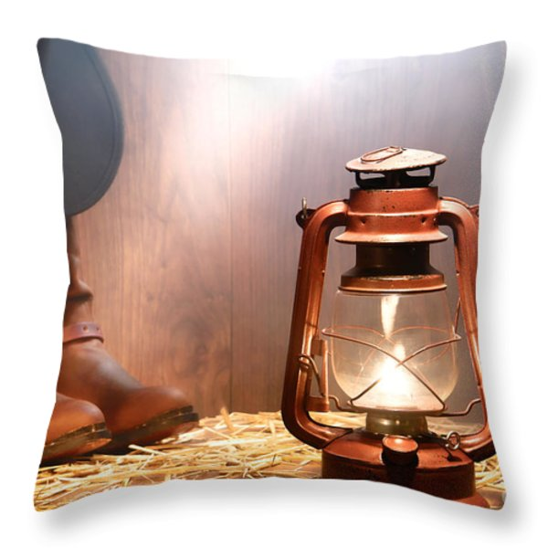Eugenies Dream Throw Pillow by Olivier Le Queinec