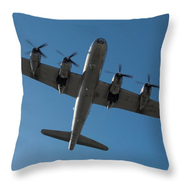 Fifi Overhead Throw Pillow by John Daly