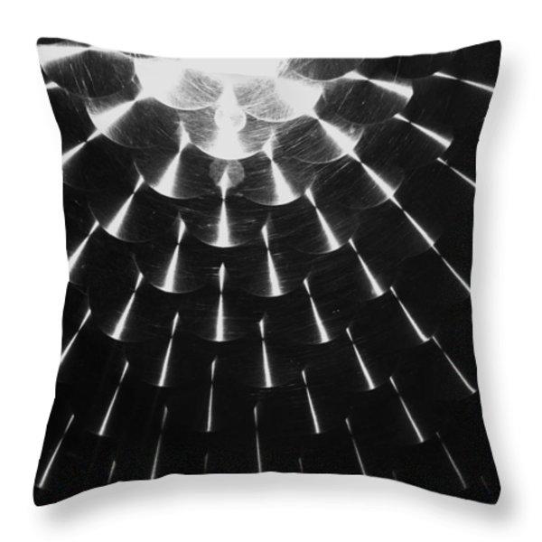 Florida Sun Throw Pillow by Anna Villarreal Garbis