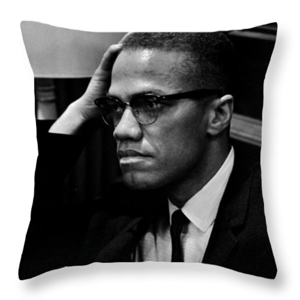 Forceful Resistance Throw Pillow by Benjamin Yeager