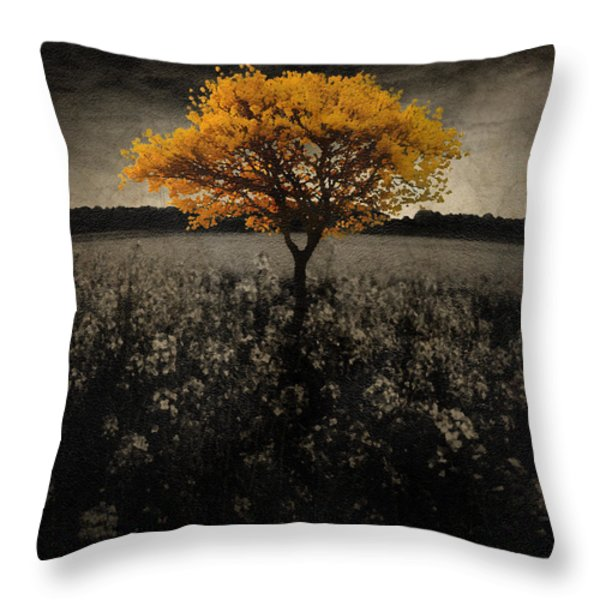 Forever You Throw Pillow by Brett Pfister