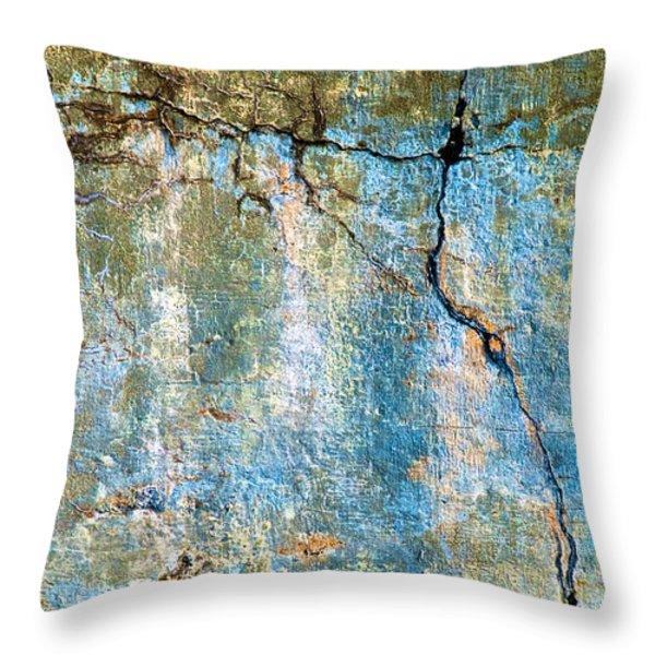 Foundation Four Throw Pillow by Bob Orsillo