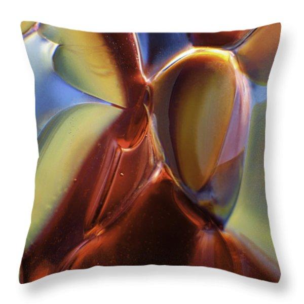 Friends Throw Pillow by Omaste Witkowski