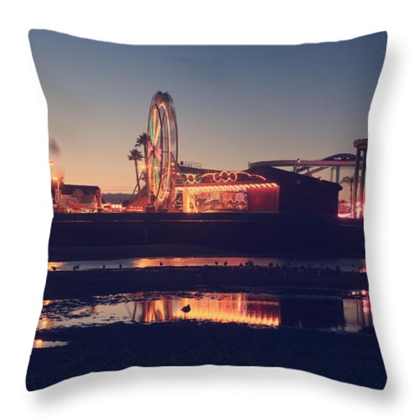 Fun and Games Throw Pillow by Laurie Search