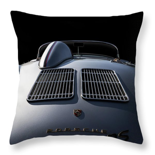 Giant Killer Throw Pillow by Douglas Pittman