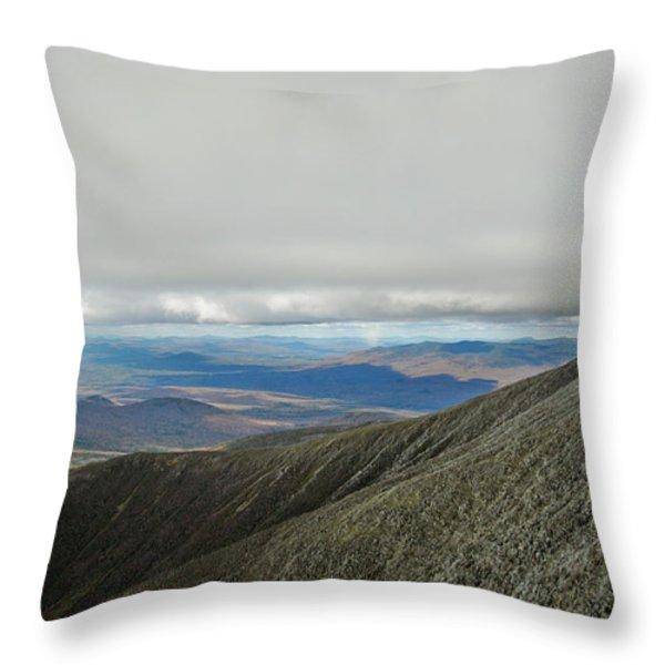 God's Country Throw Pillow by Joann Vitali
