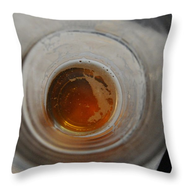 Gone Already Throw Pillow by Paulette B Wright
