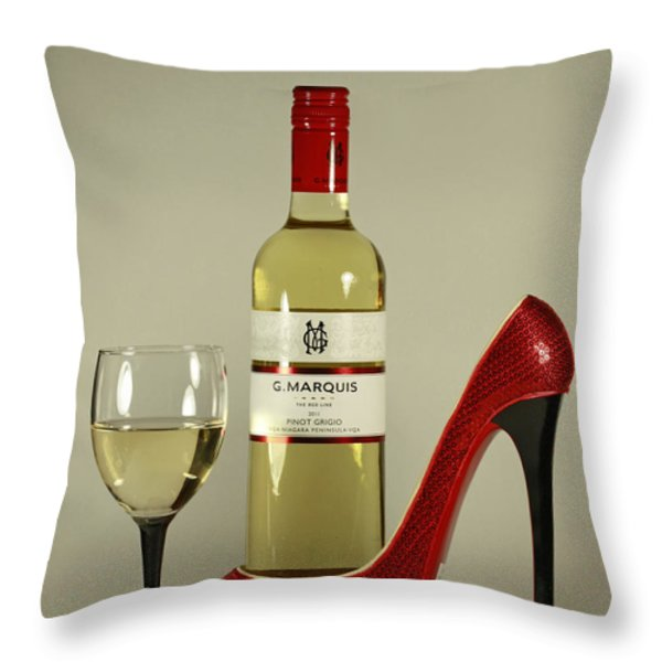 Guilty Pleasures  Throw Pillow by Inspired Nature Photography By Shelley Myke
