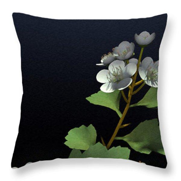 Hawthorne Throw Pillow by Cynthia Decker
