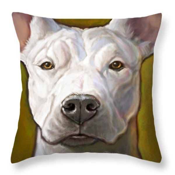 Honor Throw Pillow by Sean ODaniels