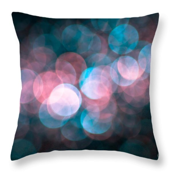Hopelessly In Love Throw Pillow by Jan Bickerton
