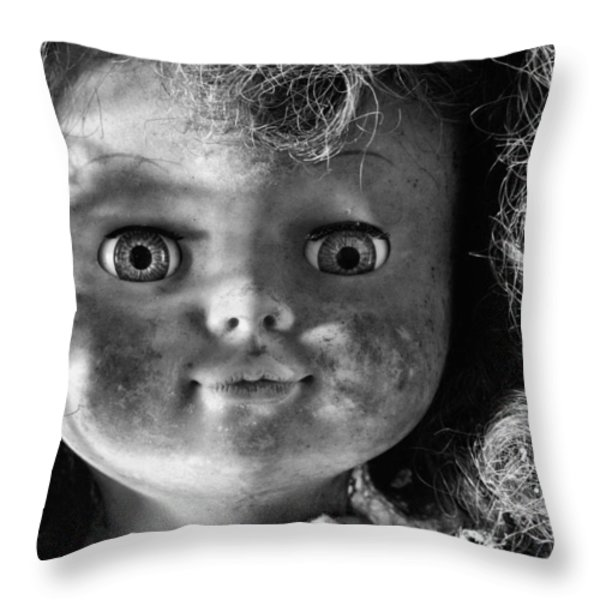 I See You Throw Pillow by JC Findley