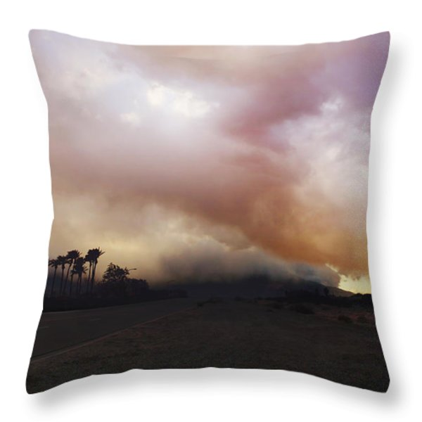 If I Let You Down Throw Pillow by Laurie Search