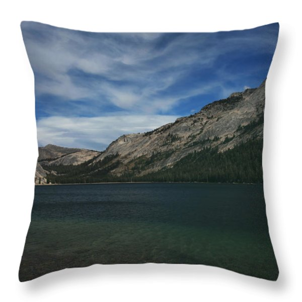 If I Spent Forever Here Throw Pillow by Laurie Search