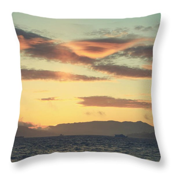 If My Dreams Could Come True Throw Pillow by Laurie Search