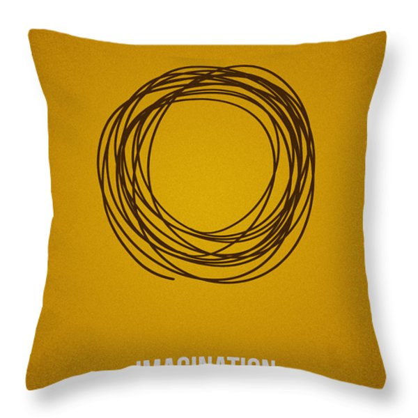 Imagination Throw Pillow by Aged Pixel