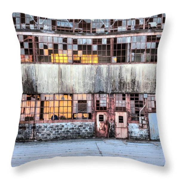 In the Right Light Throw Pillow by JC Findley