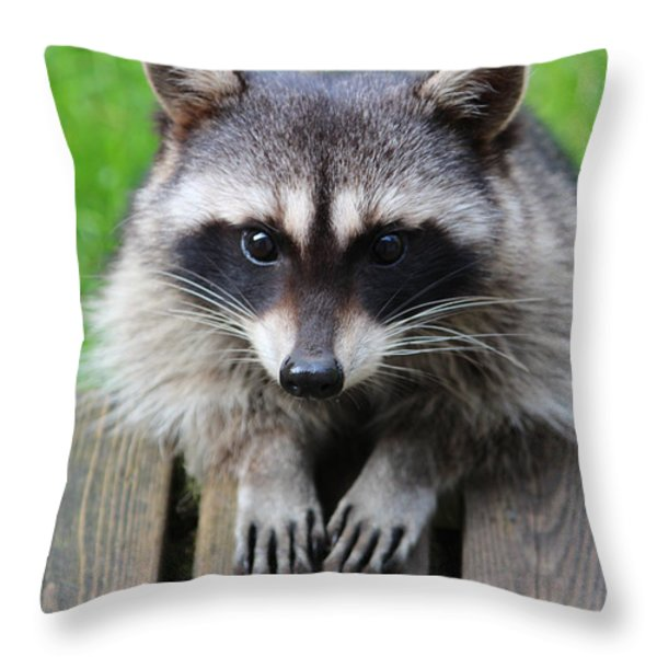 Is This The Way You Pray Throw Pillow by Kym Backland
