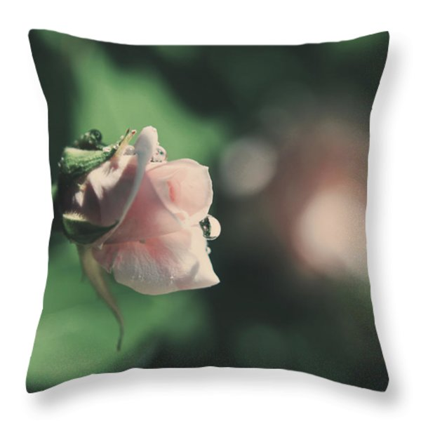 It'll Be Alright Throw Pillow by Laurie Search