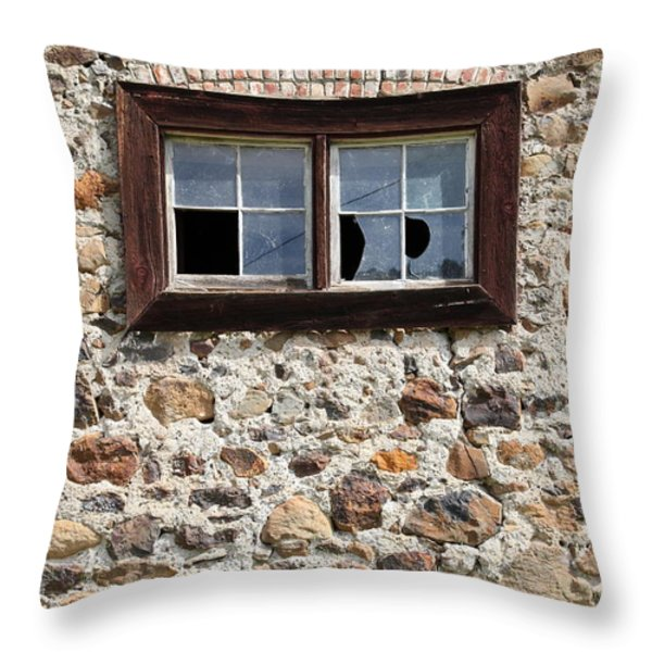 Jack London Sherry Barn 5d22076 Throw Pillow by Wingsdomain Art and Photography