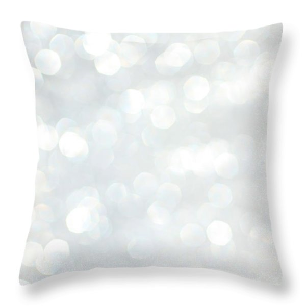 Just Like Heaven Throw Pillow by Dazzle Zazz