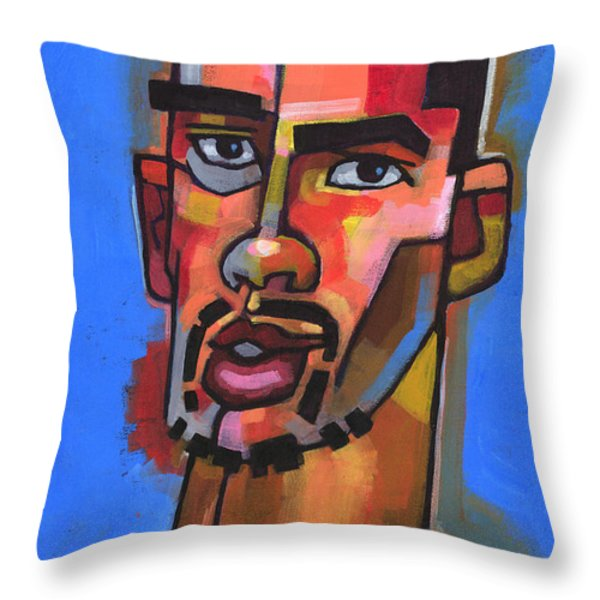 Just Turned 19 Throw Pillow by Douglas Simonson