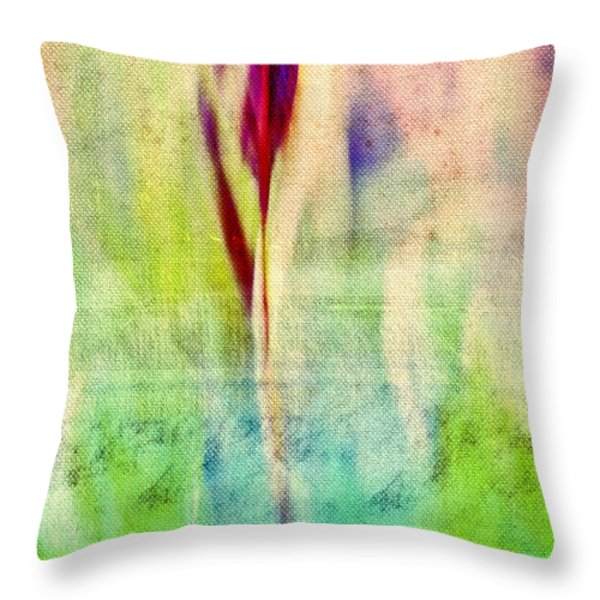 L Epi - S14at01 Throw Pillow by Variance Collections