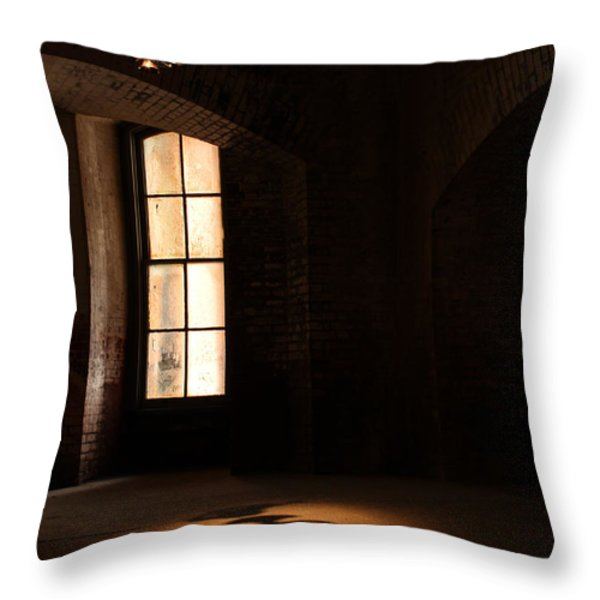 Last Song Throw Pillow by Suzanne Luft