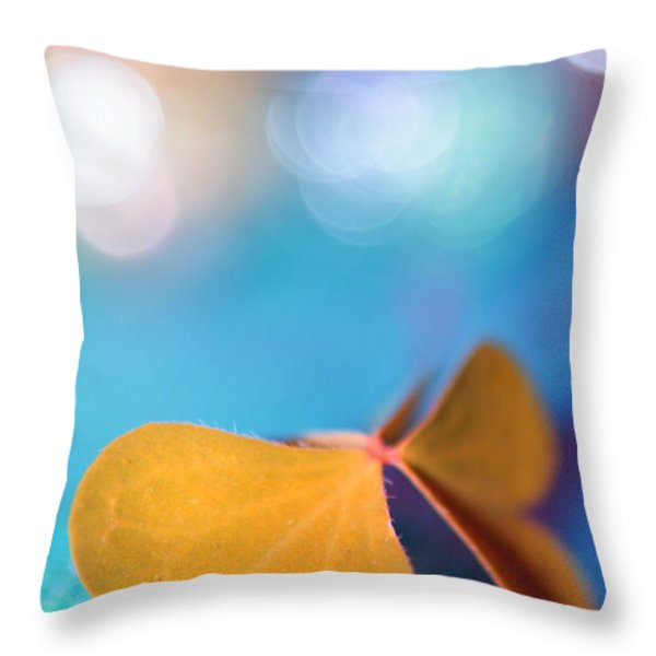 Le Papillon - The Butterfly - 21 Throw Pillow by Variance Collections