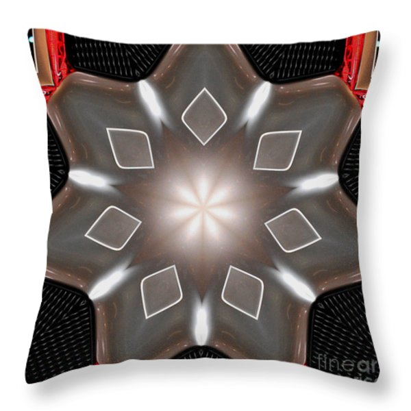 LFA Star Throw Pillow by Alan Look
