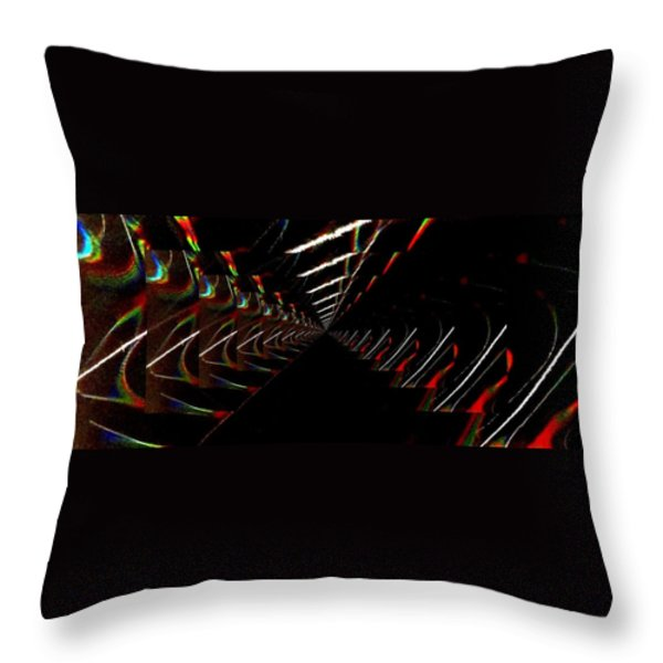 Light Passage Throw Pillow by Mike Breau