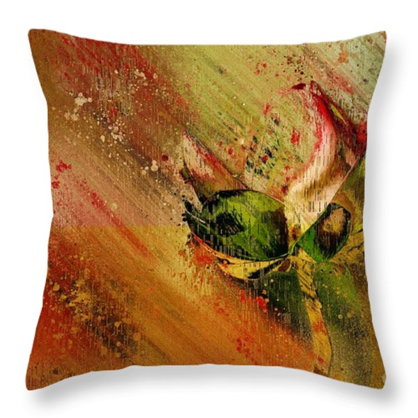 Lily My Lovely - S23ad Throw Pillow by Variance Collections