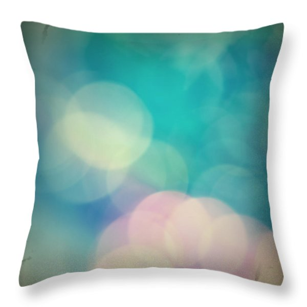Lost Love II Series II Throw Pillow by Marianne Campolongo