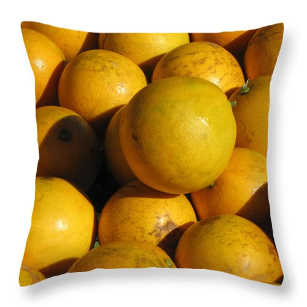 Louisiana Sweets Throw Pillow by Beth Vincent