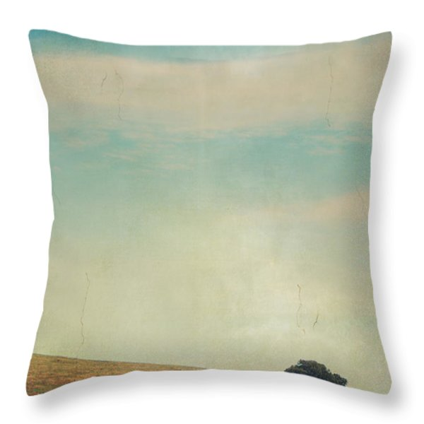 Love Your Own Company Throw Pillow by Laurie Search