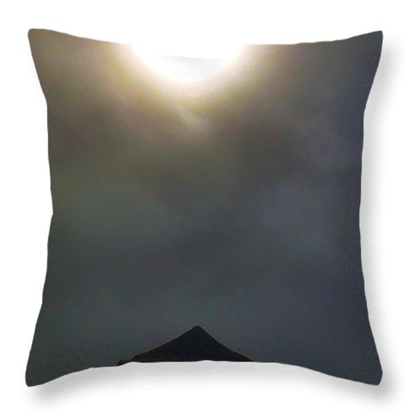 Machu Picchu Peru 3 Throw Pillow by Xueling Zou