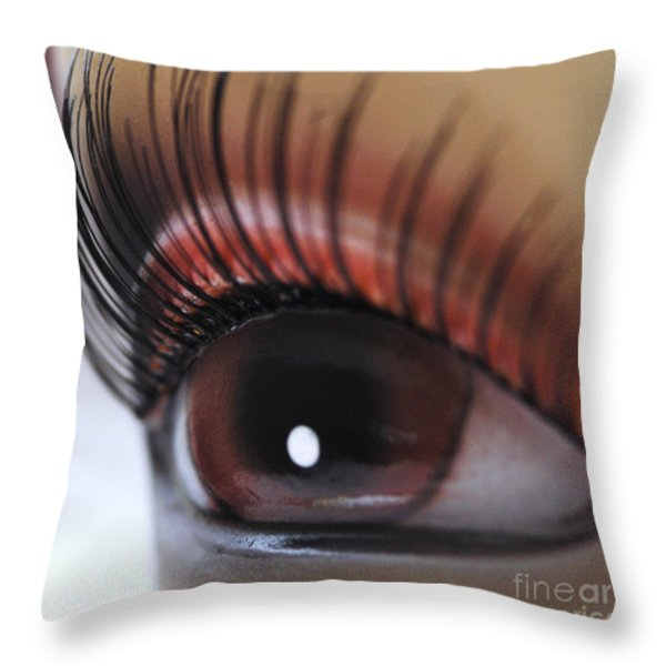Mannequin Study 1 Throw Pillow by Amy Cicconi