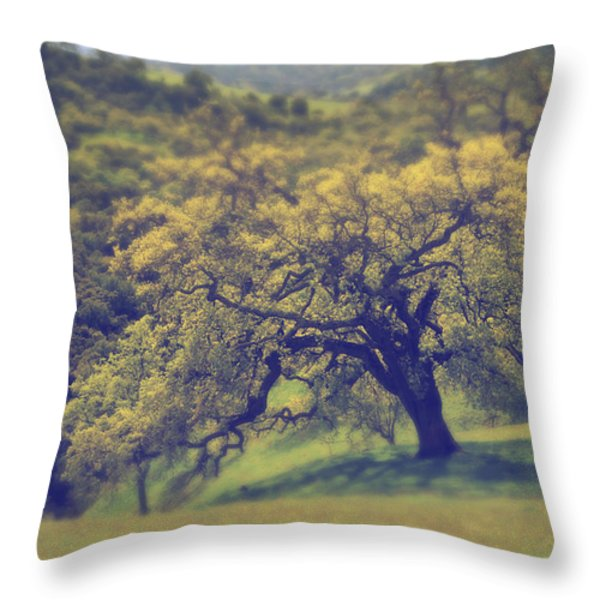 Maybe It's Better This Way Throw Pillow by Laurie Search