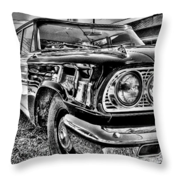 Mayberry's Finest Throw Pillow by Victor Montgomery
