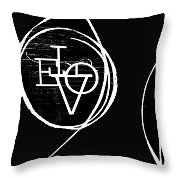 Me Love You Throw Pillow by AdSpice Studios