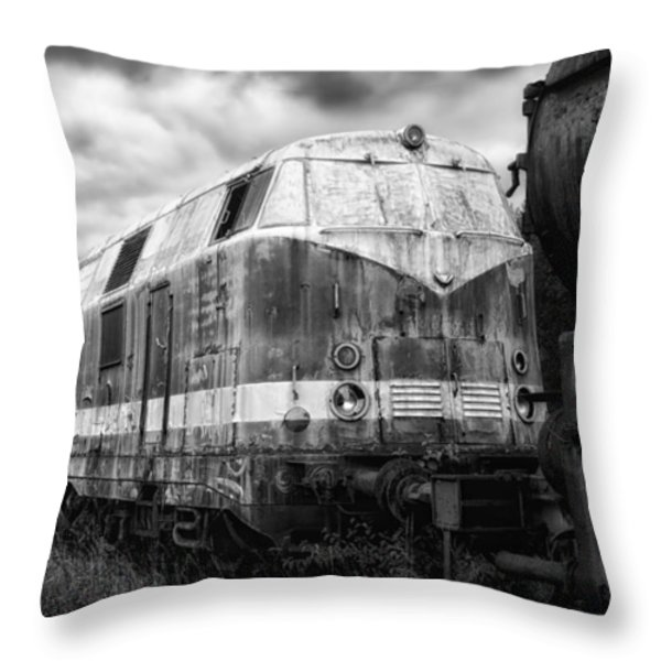 Memories Of Distant Travels Throw Pillow by Mountain Dreams