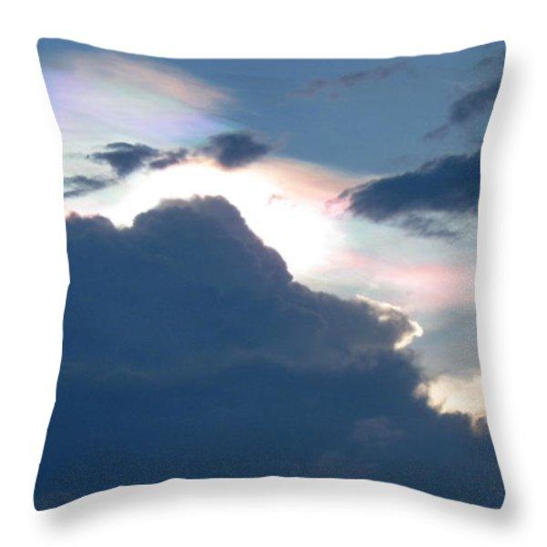Mesmerizing Throw Pillow by Sayali Mahajan