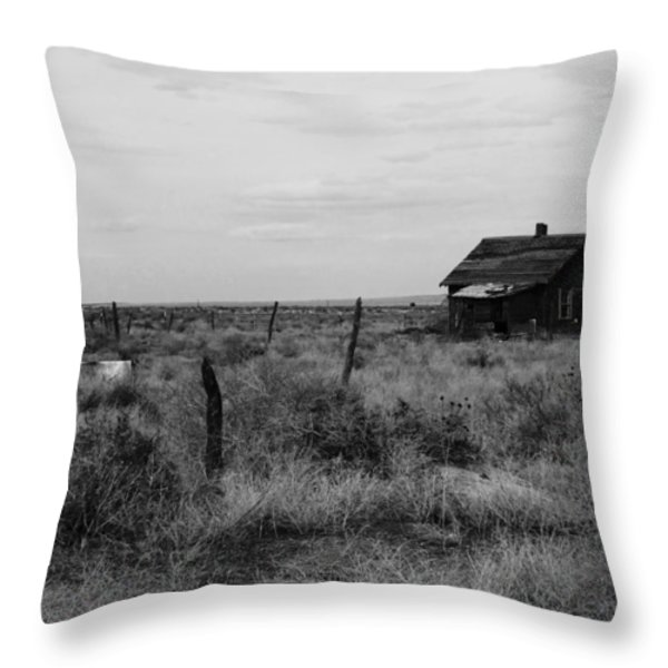 Model Home Throw Pillow by Anna Villarreal Garbis
