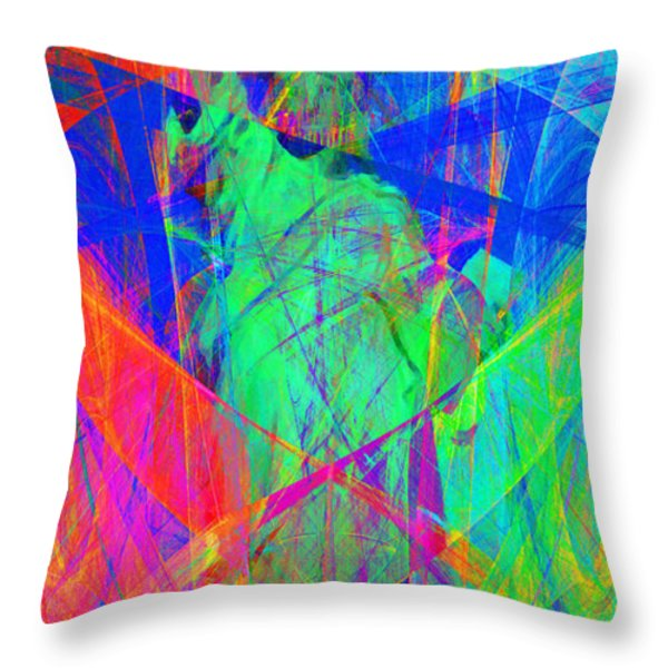 Mother Of Exiles 20130618 Long Throw Pillow by Wingsdomain Art and Photography