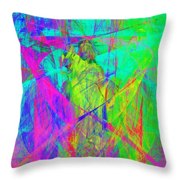 Mother of Exiles 20130618m60 Throw Pillow by Wingsdomain Art and Photography